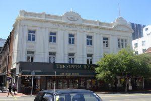 The Opera House Wellington Heritage