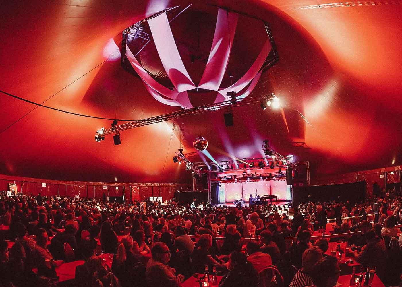 Braunschweig Kultur im Zelt