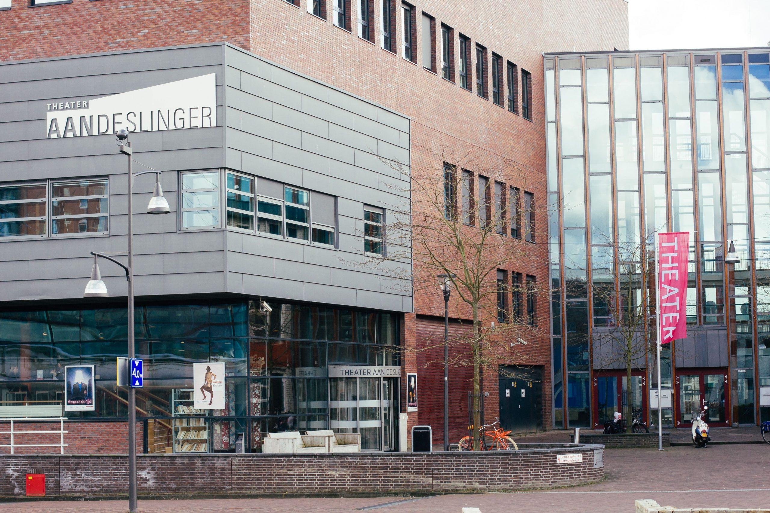Theater aan de Slinger Houten